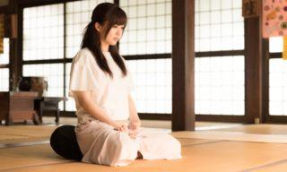 座禅は呼吸を意識することが大切!心身を整える座禅の呼吸法とは