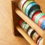 インテリアに応用!買い溜めしたマスキングテープの活用法6選