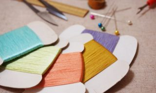 初心者でも簡単!お家で手軽に楽しめる手縫いパッチワークの始め方