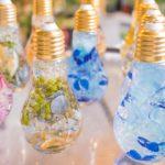 ハーバリウムランプの作り方!幻想的で美しい光に癒されよう