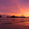 夕日と海の組み合わせが最高に癒される。一度は訪れたいスポットも!