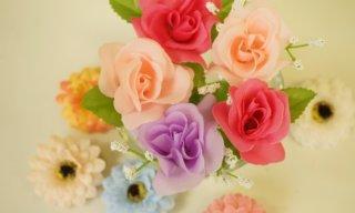 造花をアレンジする12の方法。参考になる秀逸なアイディア満載!
